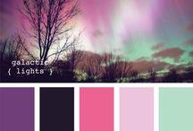 Fargepaletter til inspirasjon