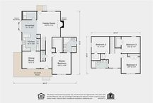 Two Story Home Floor Plans / Browse this board to see the large variety of custom two story home floor plans available from Madison Homebuilders, a custom home builder in North and South Carolina.