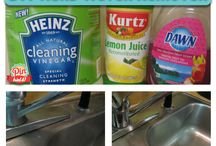 cleaning helps / by Becky Farris