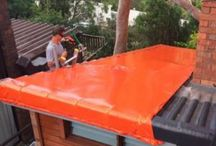Patented Invention is Designed to Seal Damaged Buildings and Roofs
