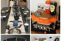 Halloween y Día de Muertos / Deja volar tu imaginación con estas increíbles ideas para tu celebración de Halloween y/o Día de Muertos.