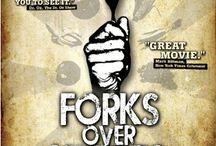 Fork over knifes