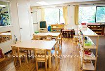 Montessori Primary Class