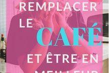 remplacer café