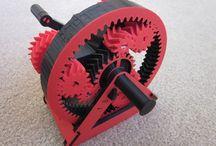Biuro projektowo-konstrukcyjne PRO-KAMRO / Technologia szybkiego prototypowania i druku przestrzennego 3D