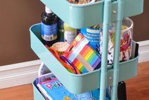 organizing ideas for every room in your house