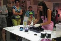 Dyeing Fabrics