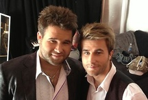 Swooning for The Swon Brothers / This Duo won me over during their time on Season four of the Voice and not only them but their teammates and coach Blake Shelton Have made my new found love of country grow / by Sara Luongo