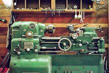 Tools & Machines & Workshops