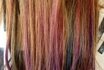 Hair Ideas / by Beckie Fiedler