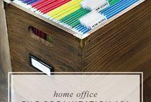 Home filing