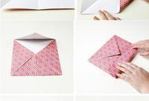 Kağıttan kutu yapımı