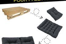 où trouver les coussins de fauteuil