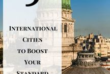 Expat Tips / Live the dream and take your life abroad with these expat tips and tricks.