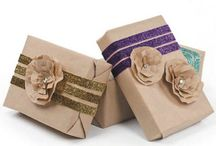 Gift Wrapping / by April Purifoy