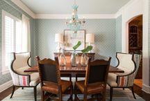Alabama House: Dining Room