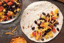 Tortillas & tacos & wraps