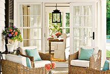 I ... Interiors - Porch & Patio