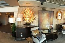 New Wilson Lighting Showroom In St. Louis! / Wilson Lighting has a new showroom in St. Louis! Take a tour on our board and be inspired by all the beautiful decor and vignettes.