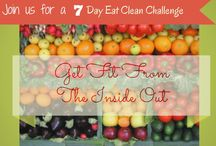 Healthy Challenges With Risa Lynch / My Health and Fitness challenges that I run to help people see results!