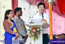 Pokhara Regional International Airport Project Foundation Stone Laying Ceremony