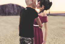 ¿Qué pareja te gusta más? / Deivid y Laia Nacked