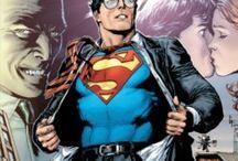 Cómics de Superman.