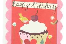 Birthday LOVE / by Candace J Metzger | Artist & Designer