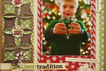 Scrapbooking / Get inspired by these scrapbooking layouts, tips and ideas.