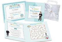 Ring Bearer / Ring Bearer ideas and inspiration, gift ideas and all around cuteness