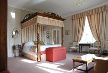 Accommodation / 12 individually styled bedrooms at Willington hall Cheshire wedding venue