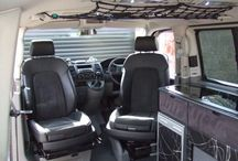 Van conversion / by Sherry Housley