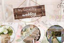 """Corso My Country Wedding 3.0 / Corso """"My Country Wedding 3.0"""". Quando? Il 22 e 23 Ottobre a Roma. Dove? Tenuta dell'Olmo.Per info scrivete a corsi@mycountrywedding.it oppure a corsi@silviadeifiori.com"""