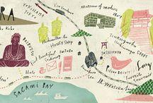 maps, mapes, mapas