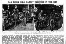 Amazing Female Motorcyclists