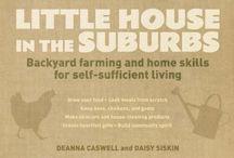 Barrel of Dirt / Self sufficiency