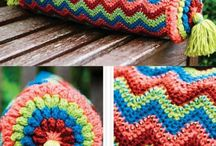 Crochet for the home / crochet patterns for collars, cuffs and crocheted jewellery
