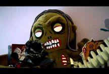 Lisołaki - czyli strach się śmiać / Zwariowane filmiki -  humor (często czarny), absurd, groteska, szczypta grozy.