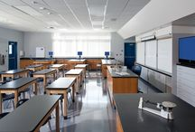 K-12 Science Laboratories / Our state-of-the-art Middle School and High School laboratories