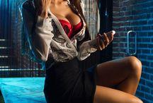 Viktoria Odintsova / Viktoria Odintsova, Viki Odintcova, Bellazon, Russian, Model