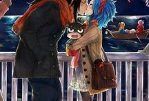 FT   GaLe / Anime: Fairy Tail Ship: Gajeel x Levy