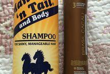 Maravilloso Shampoo de caballo y Brasil Cacau antifrizz paso 3