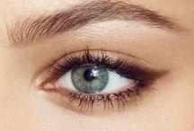 smink szemek