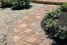Hardscaping Ideas / Collection of Hardscaping ideas. If you would like to discuss how these ideas can transform your property by us installing them, please contact us at 399-1991.