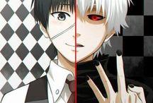 Tokyo Ghoul / l'univers du manga T-G *-*