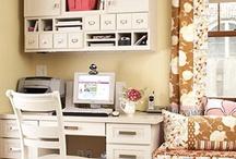 Office idea's / by Miranda Wolf