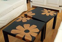 DIY: Furniture. / by Amanda Hackett