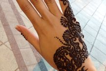 Mehndi designs I like