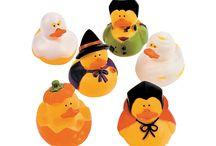 Halloween / Food Allergy Alternative Treats