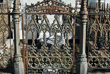 Ironwork in New Orleans